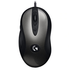 22a4632afc6 Logitech Mx518 Legenda Gaming Mouse 2018 High Performance 16000dpi Optical  Hero
