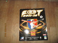 IMAGES A COLLER VIGNETTES PANINI FOOTBALL 2011 2012