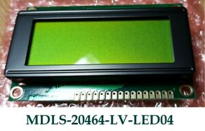 Varitronix 4 x 20 Alphanumeric LCD Display