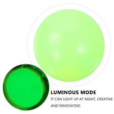 4PCS Fluorescent Sticky Target Ball 45mm Safe Decompression Toy for Wall Ceiling