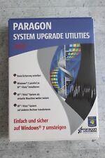 Paragon System Update Utilities 2010 (psg-144-peg-pl-mkg) Neuf & neuf dans sa boîte