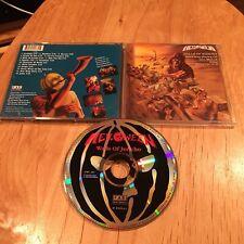Helloween - Walls Of Jericho +6 CD 1997 US press gamma ray iron maiden scanner