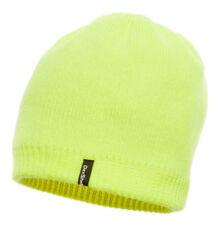 Gorros, gorras y bandanas de ciclismo amarillos de talla única