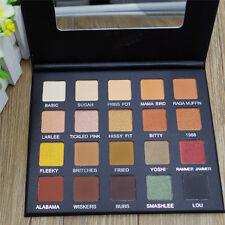 Portable 20Colors Eyeshadow Matte Palette Eye Shadow Eyes Makeup Cosmetic New