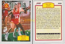 "JOKER BASKET 1994-95 ""ALL STAR 93/94"" - Dino Radja # 299 - Near Mint"
