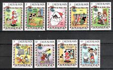 Caicosinseln Michelnummer 22 - 30 postfrisch (Übersee:5549)
