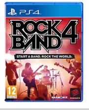 Rockband 4 (PS4 Game) *VERY GOOD CONDITION*