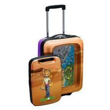 Eva Dee the Fennec Fox PlayAway Suitcase with PlayPod by Playawaycase