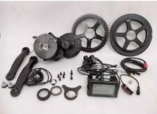 Pedalease 48V 750W Pedalease Mid drive electric bike kit 68mm BB 30mph