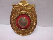 1946 Capt. Midnight's Secret Squadron Decoder Badge