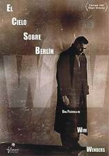 WINGS OF DESIRE Movie POSTER 11x17 Spanish Bruno Ganz Peter Falk Solveig