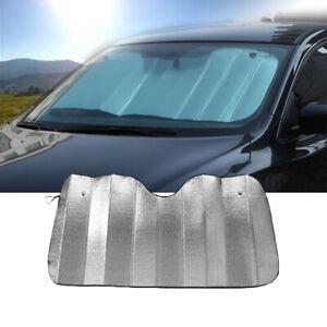 130*60cm Auto Windshield Sun Shade Car Cover both side aluminum Universal