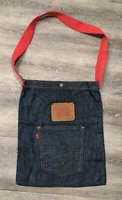 Vintage Levi 501 Big E Hand Bag tote NICE