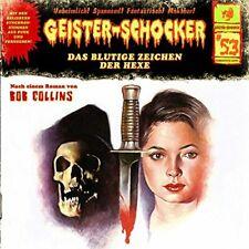 Geister-Schocker 53 Das Blutige Zeichen der Hexe