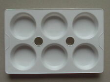 Childrens paint palette paint mixing tray 6 well