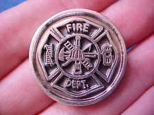 Rare Serenity Prayer Pocket Token FIRE DEPARTMENT FIREFIGHTER Protection
