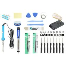 22-in-1 Electric Soldering Iron Station Tool Kit Phone Disassembly Repair Set