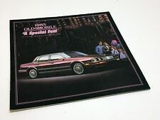 1985 Oldsmobile Cutlass Ciera Cutlass Cruiser Brochure