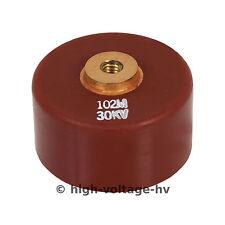 30kV 1000pF High Voltage Ceramic Doorknob Capacitor