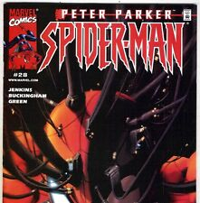 Peter Parker Spider-Man #28 Newsstand Edition from Apr. 2001 in VF condition