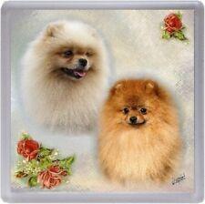 Pomeranian Coaster No 5 by Starprint