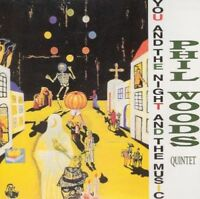PHIL WOODS QUINTET-YOU AND THE NIGHT AND THE MUSIC-JAPAN SACD J76