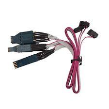 Set of EEPROM CLIP SOIC-8CON NO.42/NO.43/NO.44 Cable DIP-8CON for Jan Tacho Pro