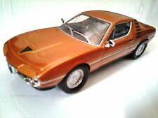 ALFA ROMEO MONTREAL 1/43 - VOITURE MINIATURE DE COLLECTION - SPORT CARS  IXO