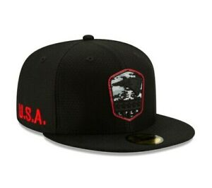 NEW ENGLAND PATRIOTS SALUTE TO SERVICE NEW ERA HAT 59FIFTY NFL FOOTBALL CAP