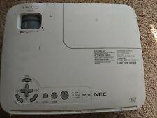 NEC NP215 DLP Projector