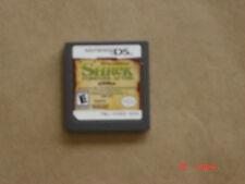 Video Game Cartrdige Only Nintendo DS Shrek Forever After