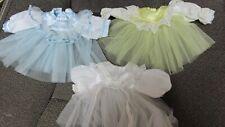 3 - Fancy Doll Dresses - Small Doll - Lot #2
