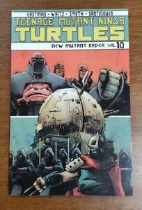 TMNT Teenage Mutant Ninja Turtles New Mutant Order Vol. 10 TPB OOP NEW IDW 2015