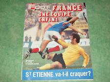 Miroir du Foot n°275 Octobre 76 Bulgarie – France,St Etienne –CSKA Sofia T.Bon++