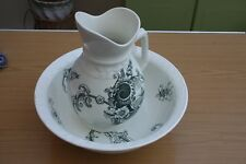 Jug & Bowl very Large Bowl & Jug in excellent condition