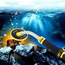 Waterproof Metal Detector 30M Underwater Pinpointer Gold Hunter Pi-iking-750plus