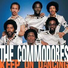 Commodores Keep on dancing (CAN, #atp158)  [CD]