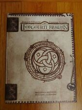 Forgotten Realms Campaign Setting Book