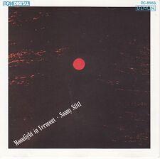 CD: Sonny Stitt - Moonlight in Vermont RARE DENON JazzMade in Japan NM Condition