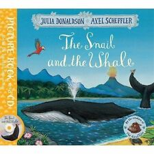The Snail and the Whale: Book and CD Pack by Julia Donaldson (Mixed media...