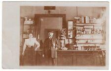 Hamm Westfalen ? Szene in Bar Kneipe m.Bier Zapfsäule,bar keeper Foto RPPC 1913