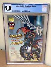 Spider-Man 2099 Meets Spider-Man #nn CGC 9.8 (1st Latin Spidey) 2124051013