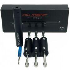 CoilMaster V3 Kit - Jig Coil Maker for RDA / RTA / RBA kanthal ni200 ss coils