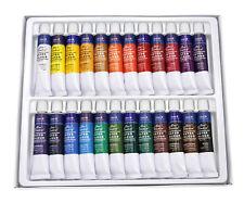 (24,13€/Ltr.) feine Aquarell-Farbe, Farbset mit 24 Tuben je 12ml, original MAGI