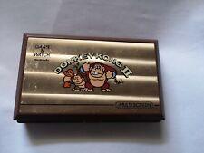 Nintendo Game & Watch DONKEY KONG 2  ELECTRONIC vintage
