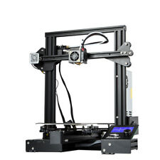 Creality 3D ® Ender 3 Pro 3D Impresora 220x220x250mm compilación volumen con cama magnético