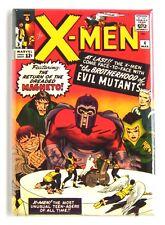 X-Men #4 FRIDGE MAGNET (2 x 3 inches) comic book magneto
