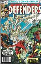 Marvel Comics Group! The Defenders #97!
