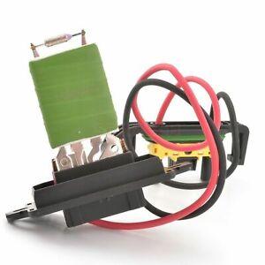 SEINTECH UK Heater/Blower Fan Series Resistor - Renault Megane MK2 II 7701207717