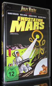 DVD ENDSTATION MARS - SCIENCE-FICTION nach JULES VERNE - Bonus: RAKETE ZUM MOND